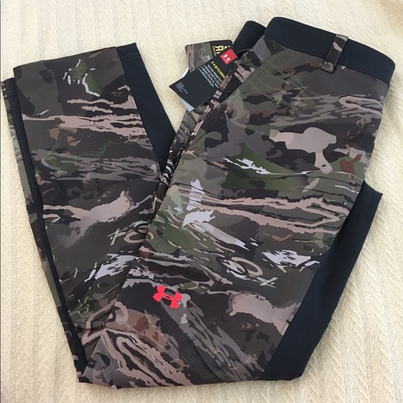 03e381b24ef Under Armour Pants | Ridge Reaper Womens Fletching | Poshmark